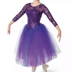 A Wish Come True Costume Ballet Pointe Tutu